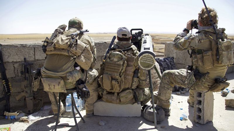Por ataque de Irán, 34 soldados de EU sufren conmociones cerebrales
