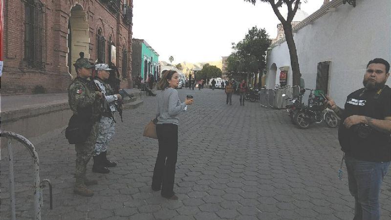 La Policía de Navojoa se reporta lista para el cierre del FAOT 2020