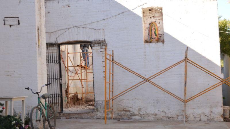 Proyecto para reestructurar iglesia de Navojoa arranca con atraso de meses
