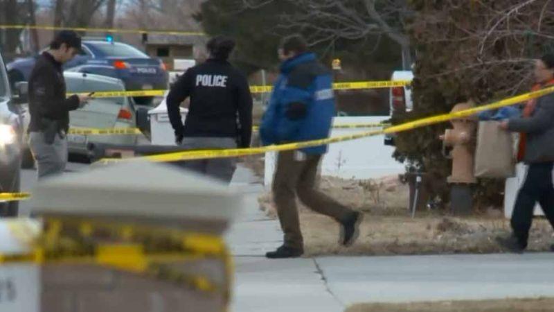 Colin, el joven que asesinó a tiros a sus familiares conforme llegaban a su casa