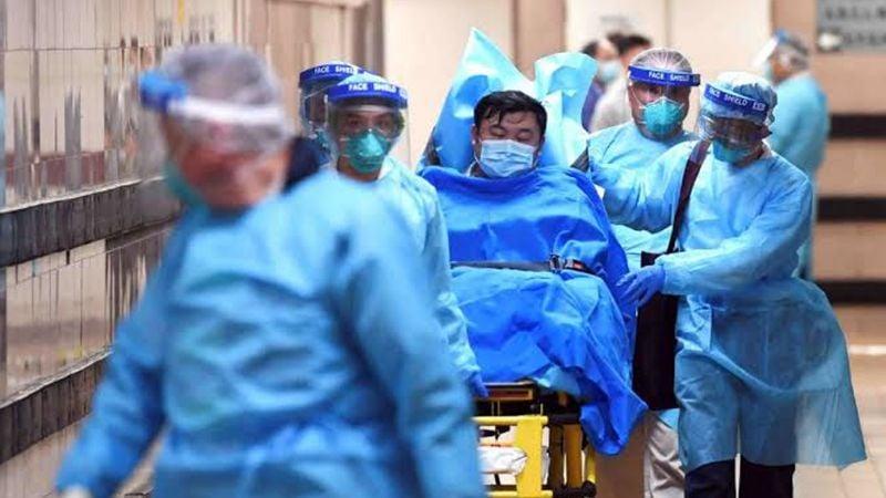 China reporta el caso de una mujer que logró vencer al coronavirus