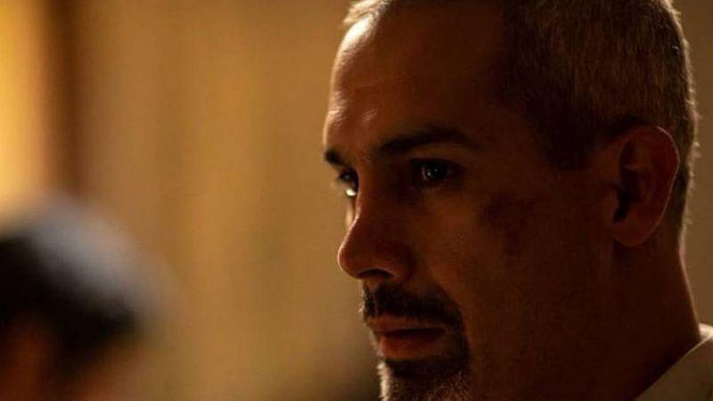 VIDEO: Productor de Televisa huye de la prensa al final de la misa de actor