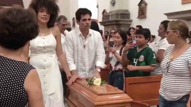 Brenda Kellerman recuerda a Dante al celebrar los 9 meses de Tadeo
