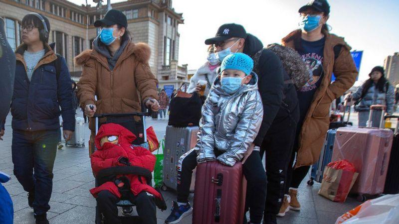 Coronavirus: Los casos confirmados en China y alrededor del mundo