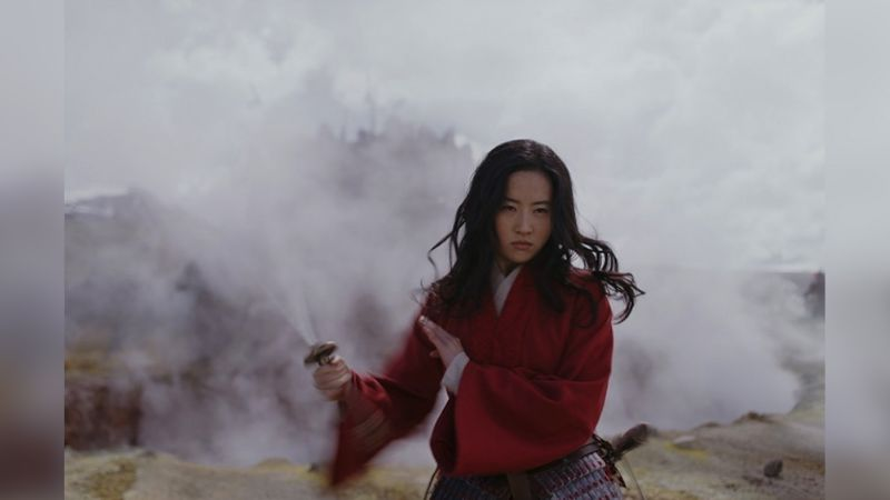 Disney revela pósters de los personajes de la película 'Mulan' en live action
