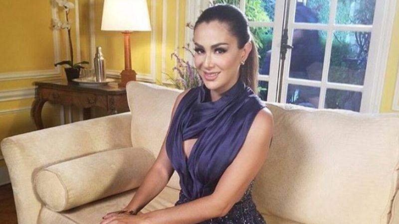 Bombón asesino: Ninel Conde presume bronceada figura en pequeño bikini