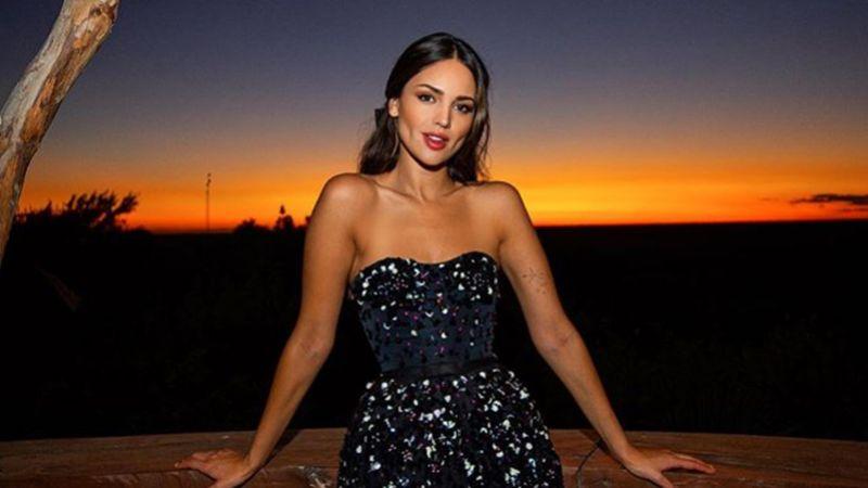 Eiza González prende fuego a Instagram con 'encarnados' leggings verdes