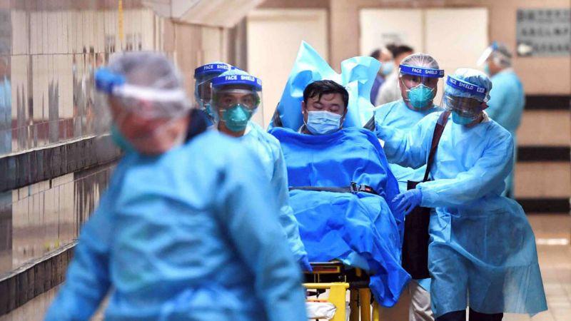 """Trump ofrece a China ayuda de """"expertos"""" tras brote de coronavirus"""