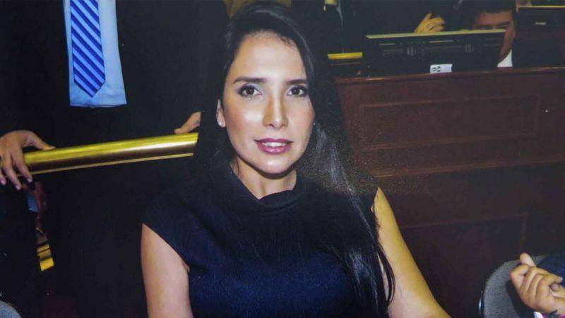 Cae la excongresista Aída Merlano en Venezuela; tenía meses prófuga