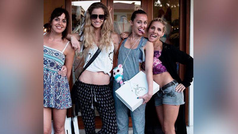 ¿Excuñada de Miley Cyrus se arrepiente del tatuaje realizado en su honor?