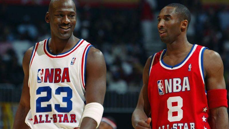 Duelo de leyendas: Así se vivió el último inolvidable juego entre Jordan y Kobe