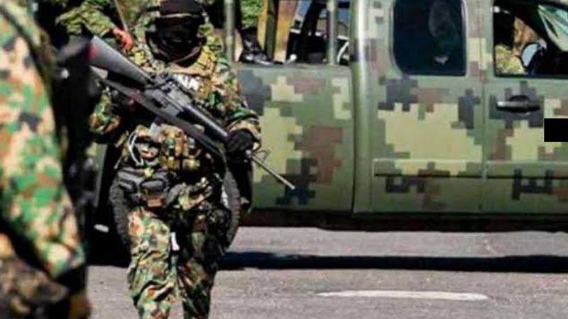 Conflicto armado en Quintana Roo deja a un militar muerto y 3 más heridos