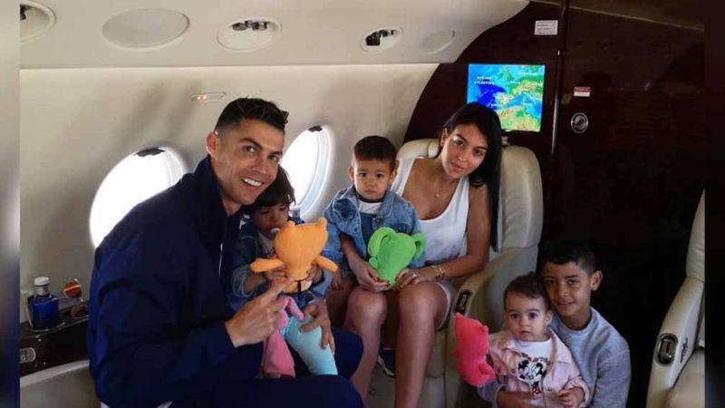 ¿Ya llegaron al altar? Novia de Cristiano Ronaldo despierta rumores de boda