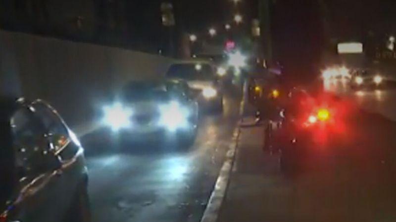(VIDEO) CDMX: Captan otra vez asaltos a conductores en Periférico Sur