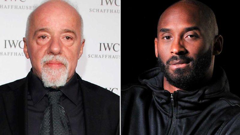 Kobe Bryant preparaba un libro para niños junto a Paulo Coelho