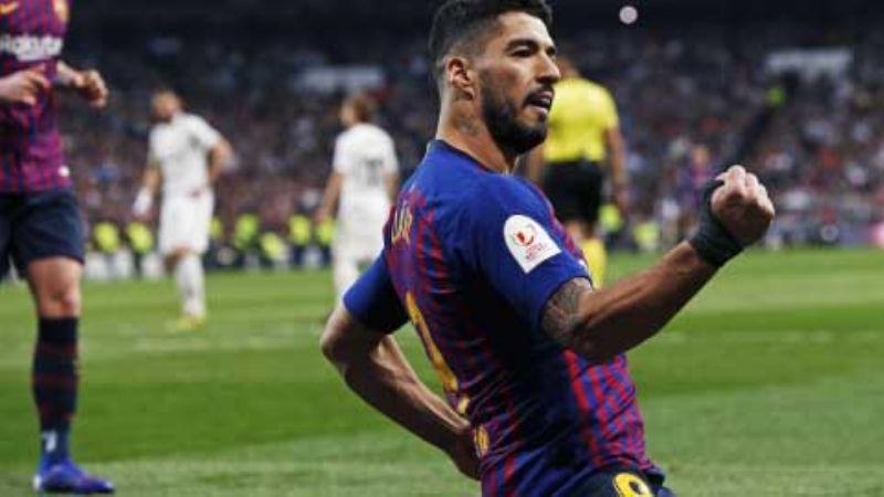 Luis Suárez emociona a sus fans con video de su recuperación de rodilla