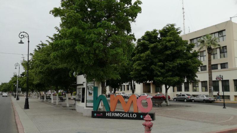 Se pronostican lluvias con el Frente Frío 36 en Sonora