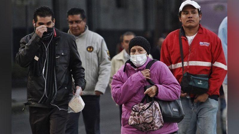 Por intenso frío, se activa Alerta Amarilla en seis alcaldías de CDMX