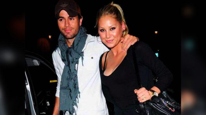Se revela embarazo de Kournikova, ella y Enrique Iglesias serán papás