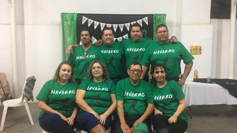 Martín Navarro llega a los 79 años con una inolvidable fiesta familiar