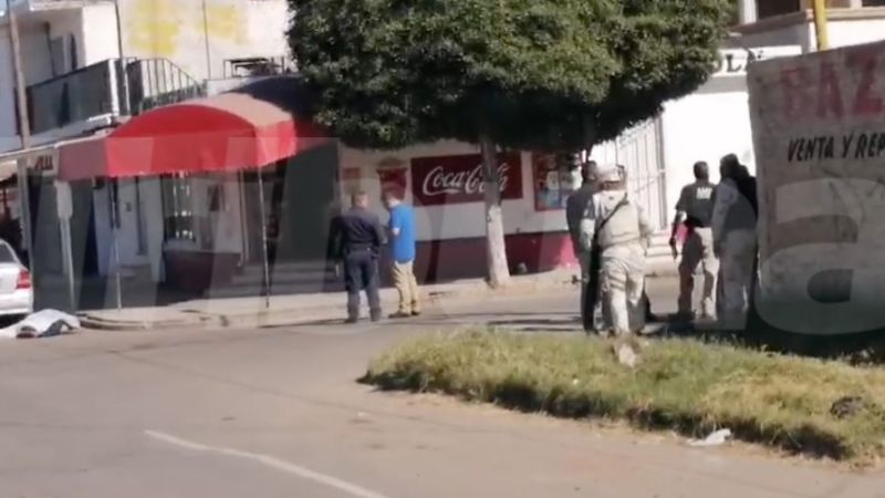 Nuevo ataque armado cobra la vida de un hombre al sur de Obregón