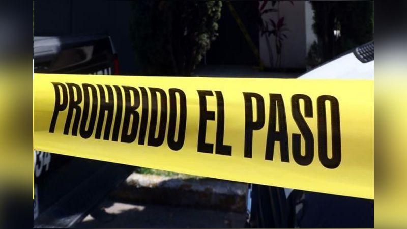 Hombre muere al ser embestido por un vehículo a exceso de velocidad