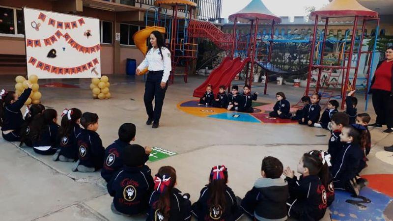 DARE Navojoa arranca programa con pláticas en escuelas urbanas y rurales