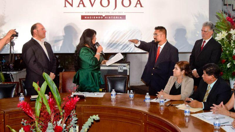En el Congreso de Sonora buscan juicio político contra alcaldesa de Navojoa