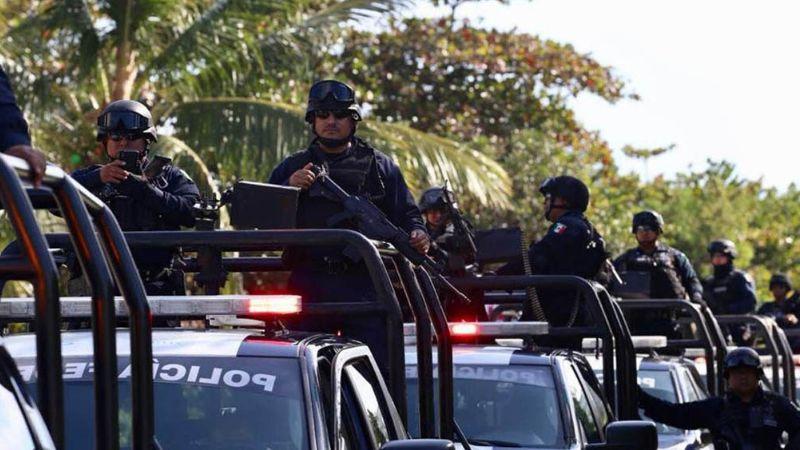 Líder del CJNG libra a cuatro agentes y escapa de la Fiscalía de Quintana Roo
