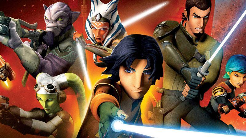 Lucasfilm podría tener en desarrollo serie secuela de 'Star Wars Rebels'