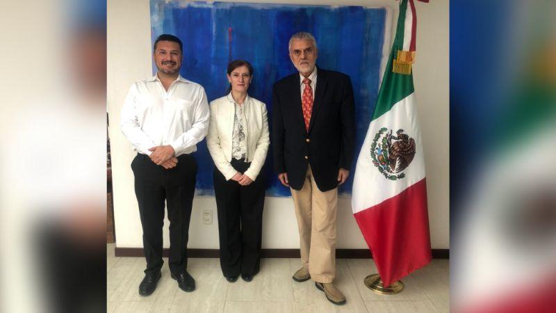 Edmundo Font llega a Bolivia tras ser acreditado como encargado deNegocios