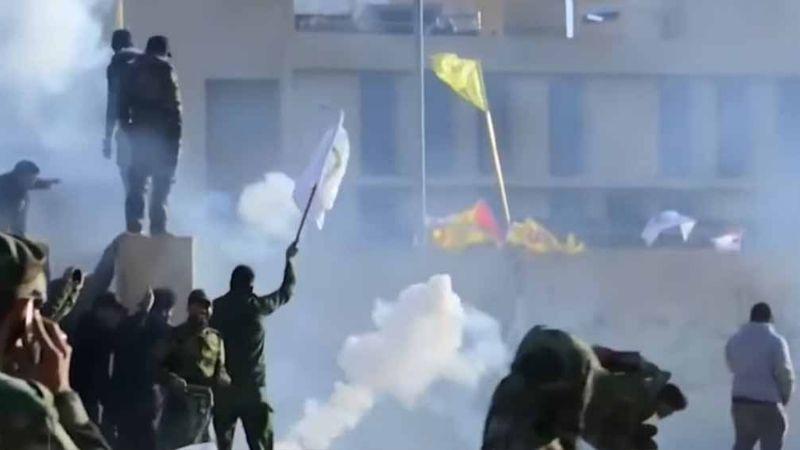 Tensión: EU enviará 3 mil soldados al Medio Oriente por ataques a embajada