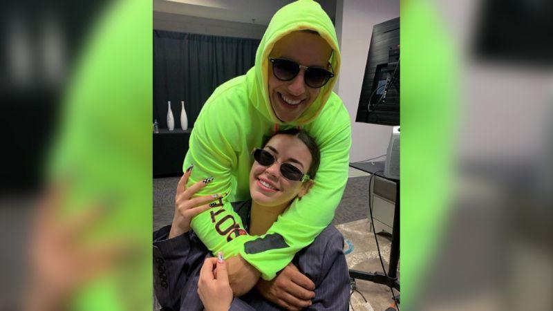 Hija menor de Daddy Yankee conquista las redes con su primera foto del 2020