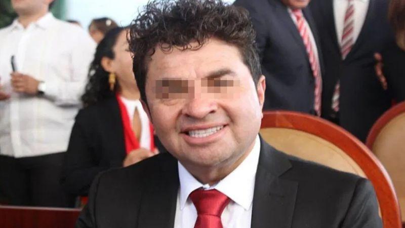 Presenta amparo el exdiputado ligado al ataque de la saxofonista en Oaxaca
