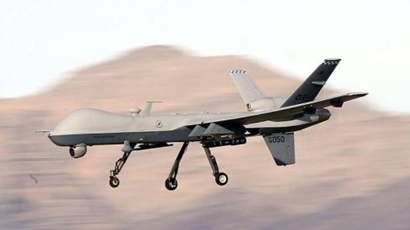 Esta es la función del MQ-9 Reaper, dron con el que EU habría matado a general