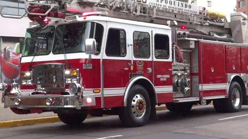 Al menos 25 niños son evacuados por incendio en restaurante de Sinaloa