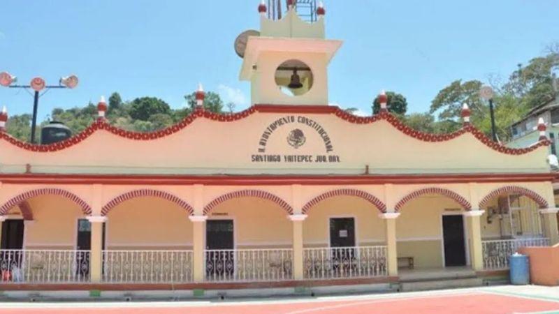 Fiscalía de Oaxaca detiene al presidente municipal de Santiago Yaitepec