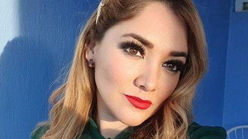 Sherlyn enternece las redes al realizar emotiva sesión de fotos por embarazo