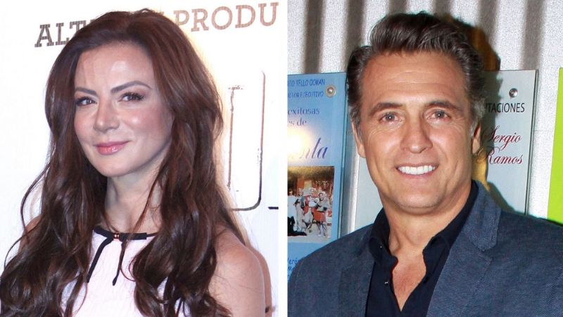 Silvia Navarro y Juan Soler, juntos otra vez; protagonizarían novela en Televisa
