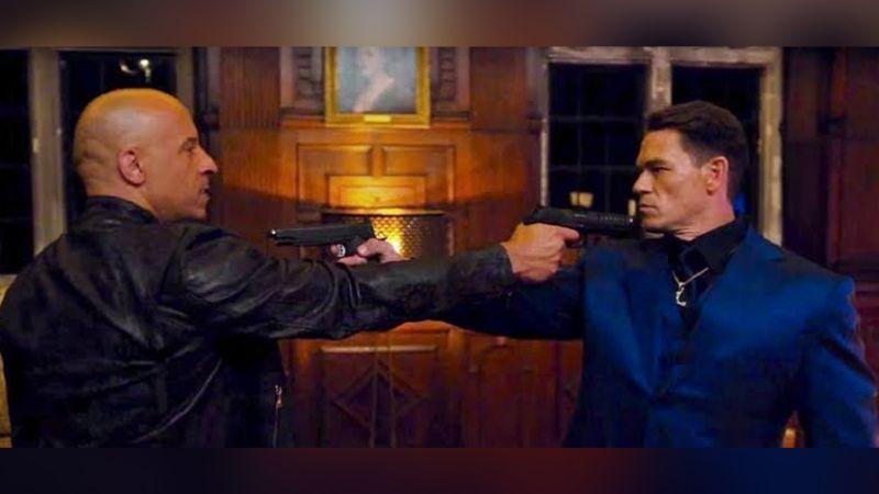 John Cena cuenta que podría no ser el verdadero villano en 'Rápido y Furioso 9'