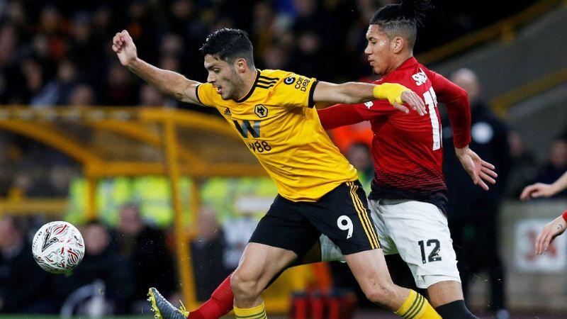 Nada para nadie: Jiménez brilla, pero Wolverhampton empata en la FA CUP