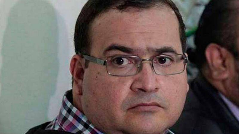 Por posibilidad de fuga, juez niega libertad condicional a Javier Duarte