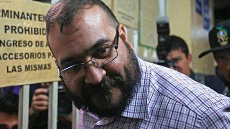 Tras fallo para arresto domiciliario, defensa de Javier Duarte impugnará