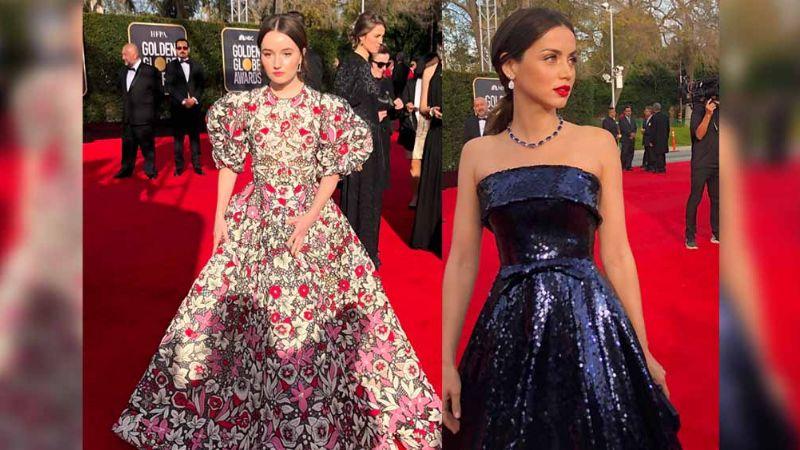 ¡Noche de glamour! Los 'looks' de la alfombra roja de los Golden Globes 2020