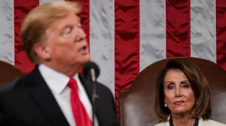 Nancy Pelosi pide la destitución inmediata de Trump; implora accionar la Enmienda 25