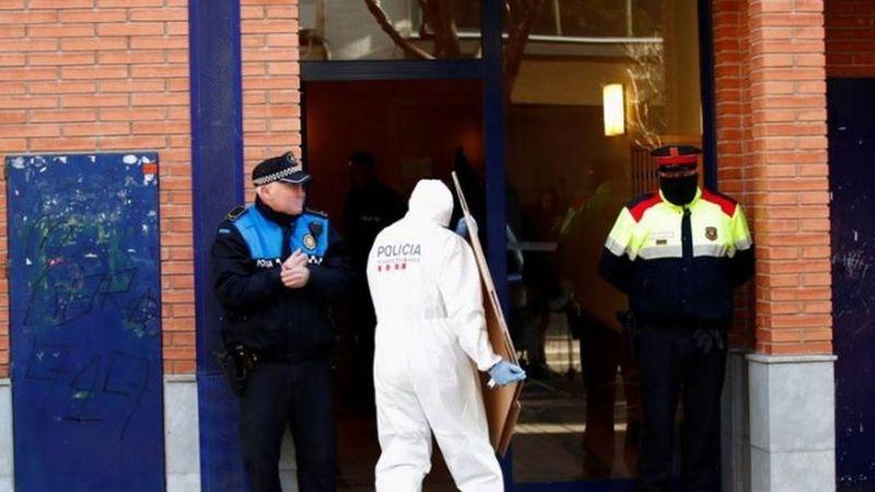 Feminicidio en Esplugues: Hombre mata a su esposa y a su hija de 3 años