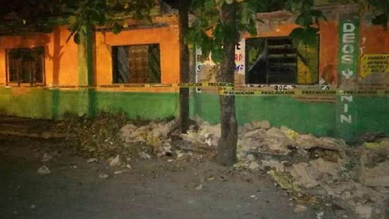 Oaxaca solicitadeclaratoria de emergencia por sismo de magnitud 6.0