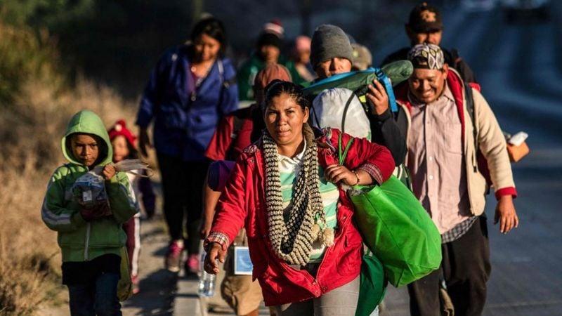 Mexicanos que entren ilegalmente a EU podrían ser enviados Guatemala
