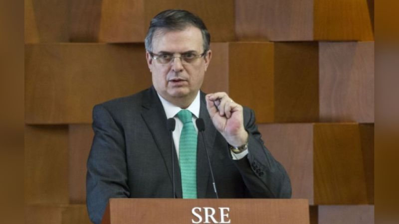 Ebrard confirma nueva visita del fiscal de EU a México; será la próxima semana