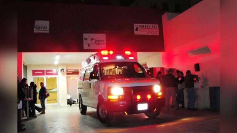 Joven y niño ingresan a hospital tras ser atropellados; el conductor huyó